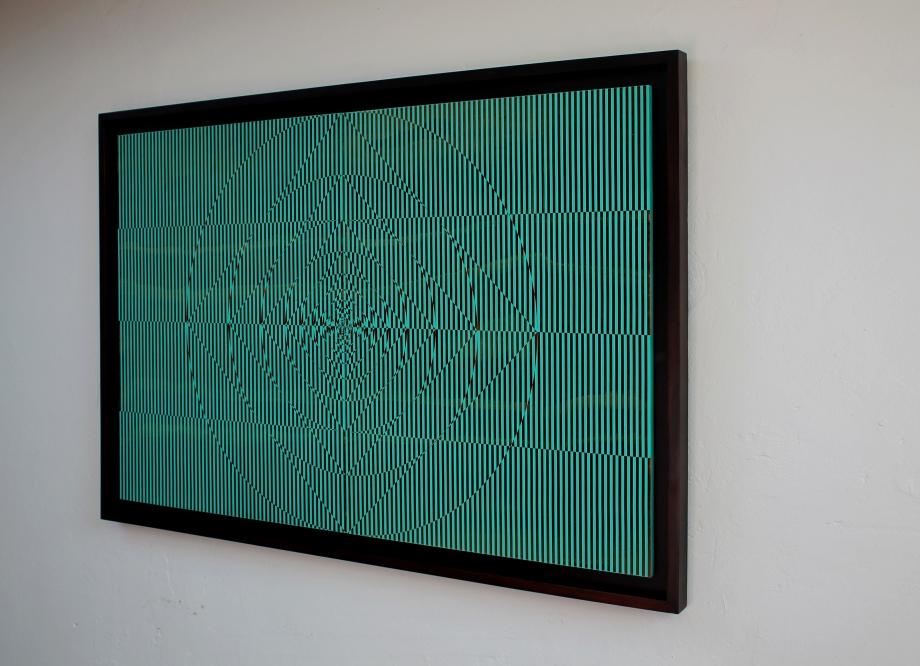 Bilocación - Diptico 80x120 cm Derecha