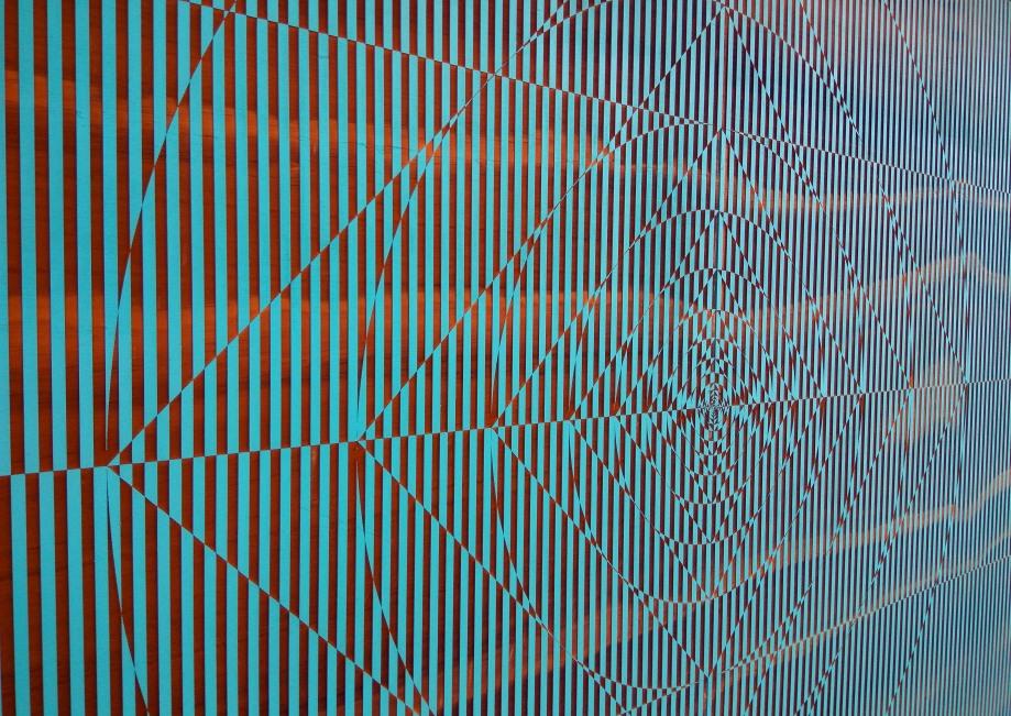 Bilocación - Diptico 80x120 cm Detalle