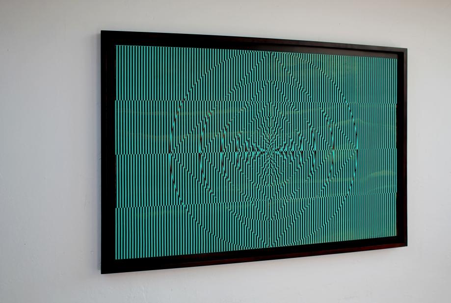 Bilocación - Diptico 80x120 cm Izquierda I