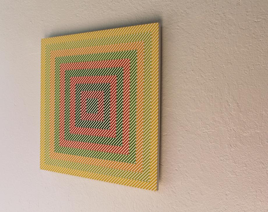 Elba - 50x50 cm Derecha I
