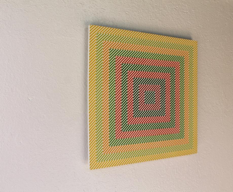 Elba - 50x50 cm Izquierda