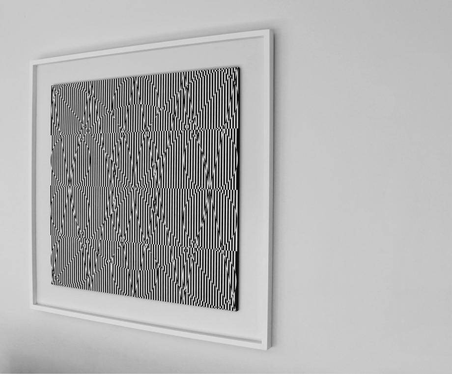Ida - 92x92 cm Derecha