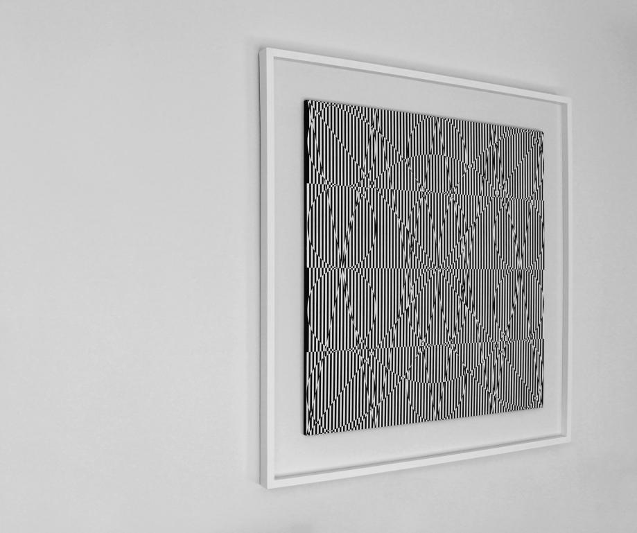 Ida - 92x92 cm Izquierda