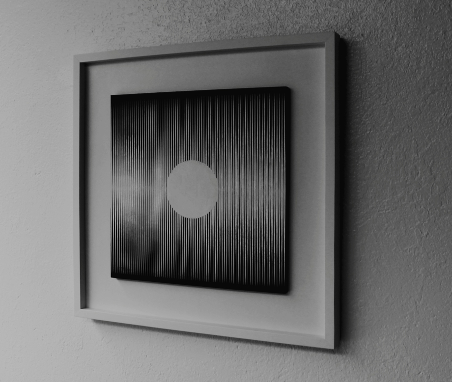 Opia - 50x50 cm Derecha I