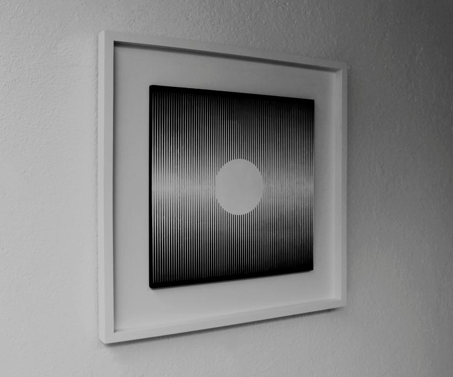 Opia - 50x50 cm Izquierda I