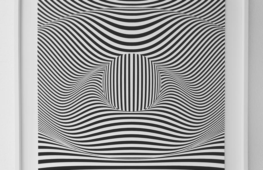 Serendipia - 90x90 cm Detalle
