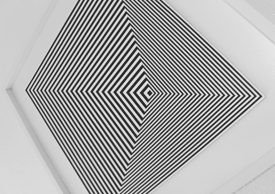 Tetraedro de la Providencia - 60X60 cm Detalle II