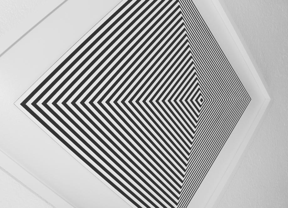 Tetraedro de la Providencia - 60X60 cm Detalle