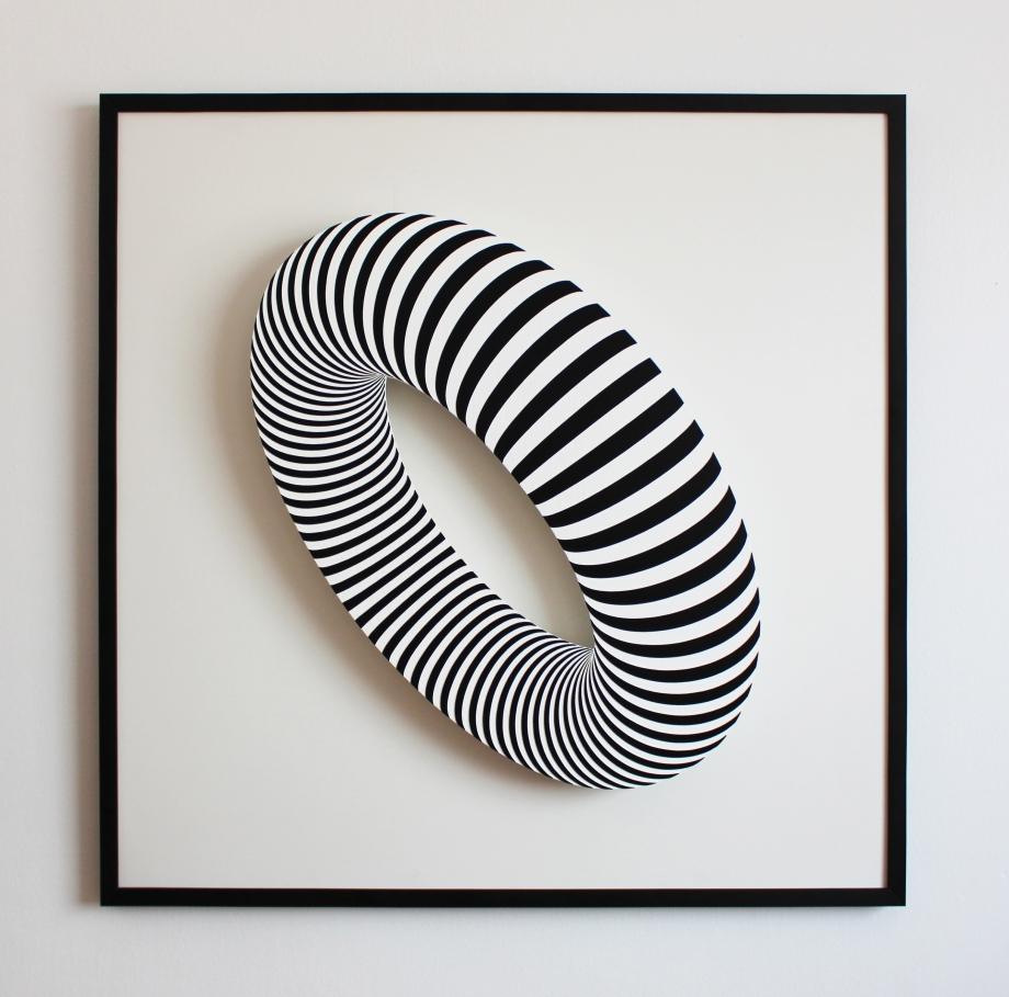Cuerda de Uccello - 60.1x69.5 cm