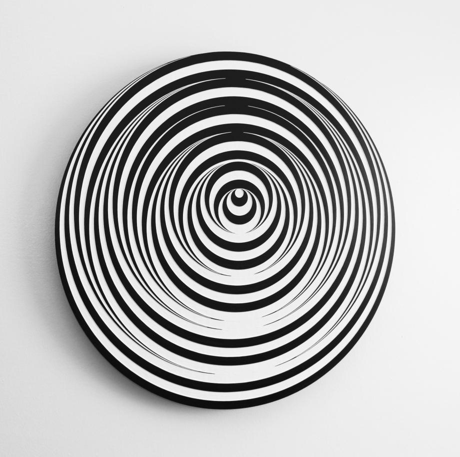 Principio de Incertidumbre - 76x76 cm 1