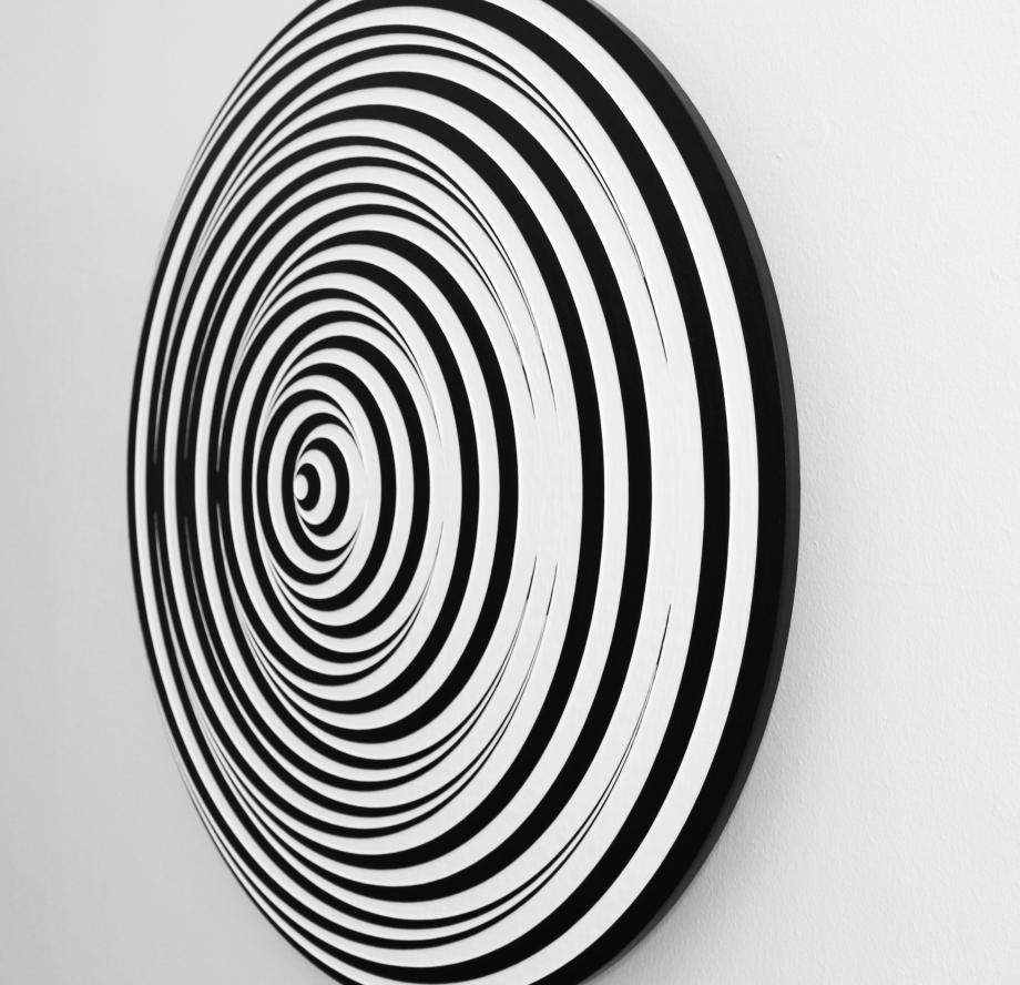 Principio de Incertidumbre - 76x76 cm