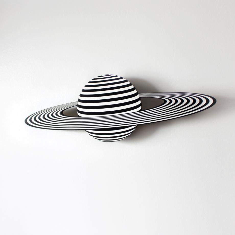 Saturno - 68x42 cm